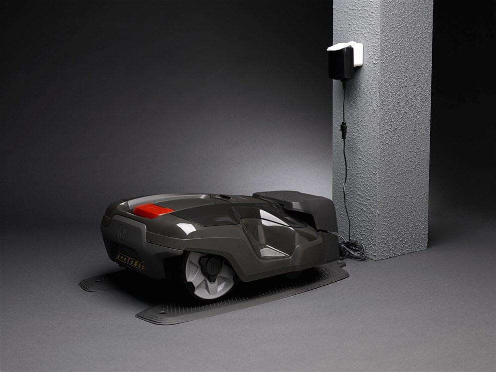 husqvarna automower 310 fri fragt kalundborg skov park have. Black Bedroom Furniture Sets. Home Design Ideas