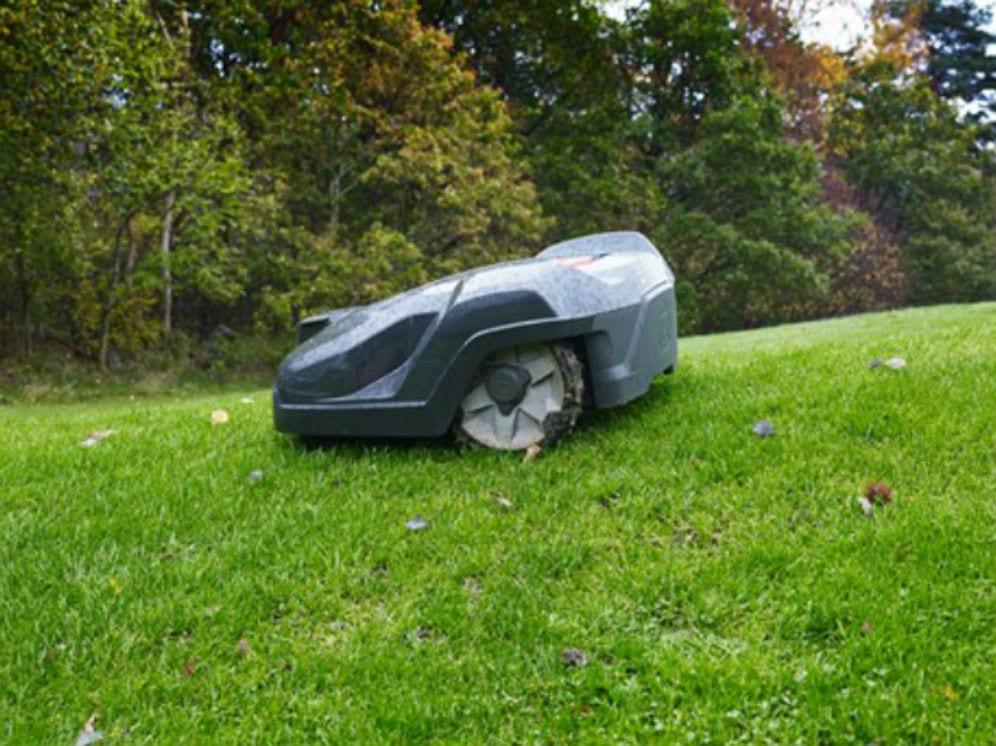 husqvarna automower 420 fri fragt kalundborg skov park have. Black Bedroom Furniture Sets. Home Design Ideas