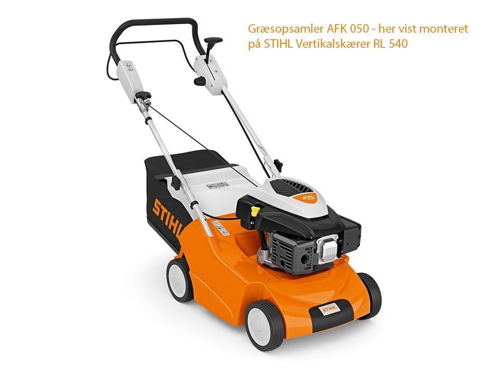 STIHL Græsopsamler AFK 050 (for RL 540 Og RLE 540)